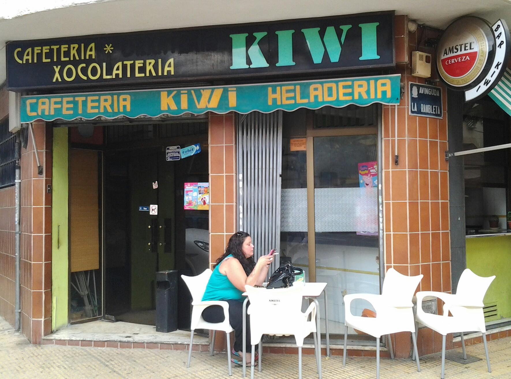 BAR CAFETERIA KIWI