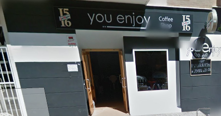 YOU ENJOY COFEE SHOP