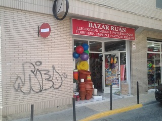 BAZAR RUAN