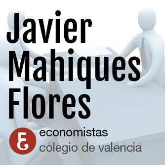 ECONOMISTA JAVIER MAHIQUES FLORES