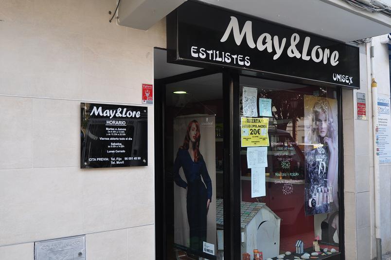 MAY&LORE ESTILISTES UNISEX