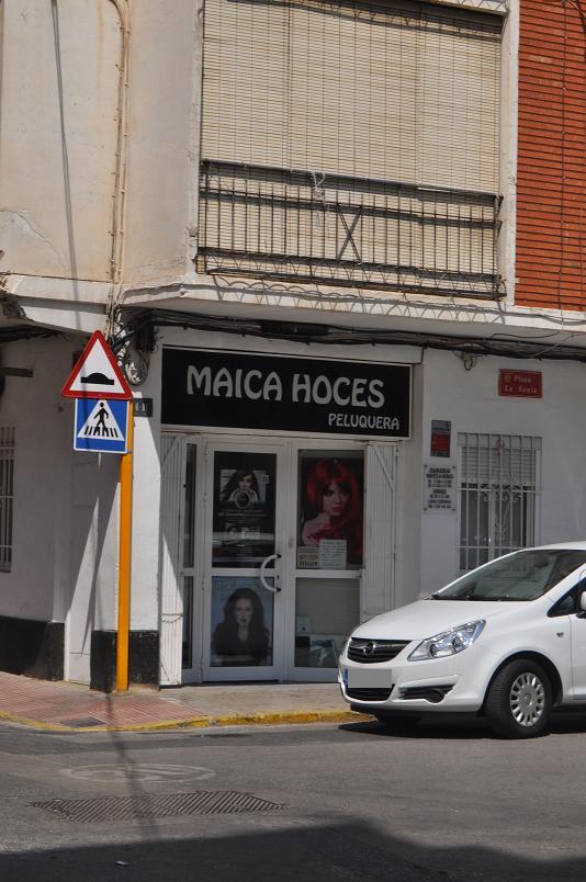 PELUQUERÍA MAICA HOCES