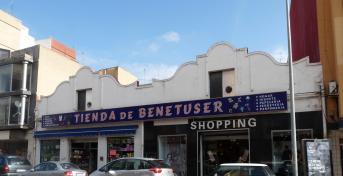 TIENDA DE BENETUSSER