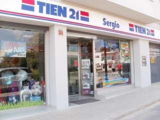 ELECTRO-HOGAR CHIVA S.L. - TIEN 21 SERGIO