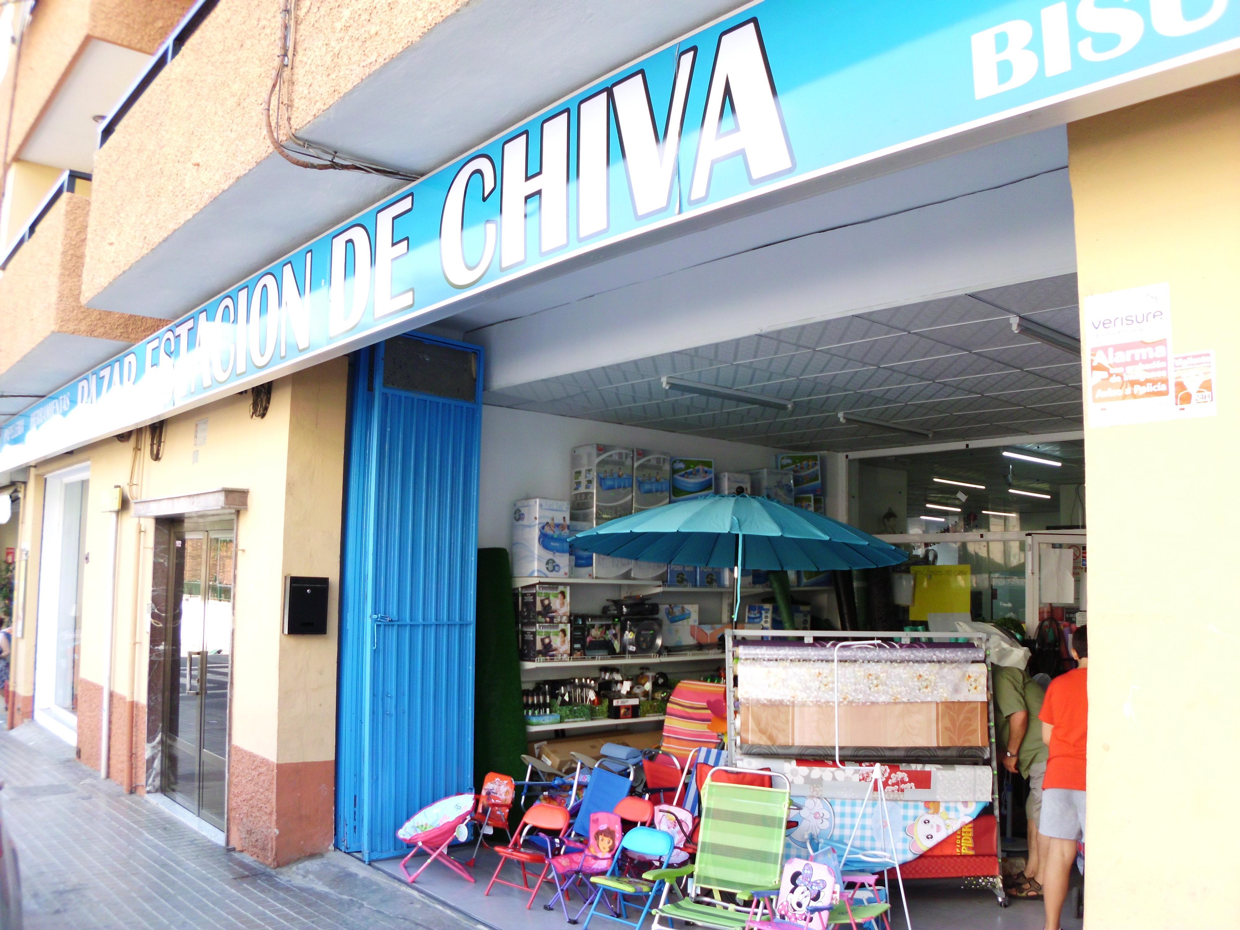 BAZAR ESTACION CHIVA