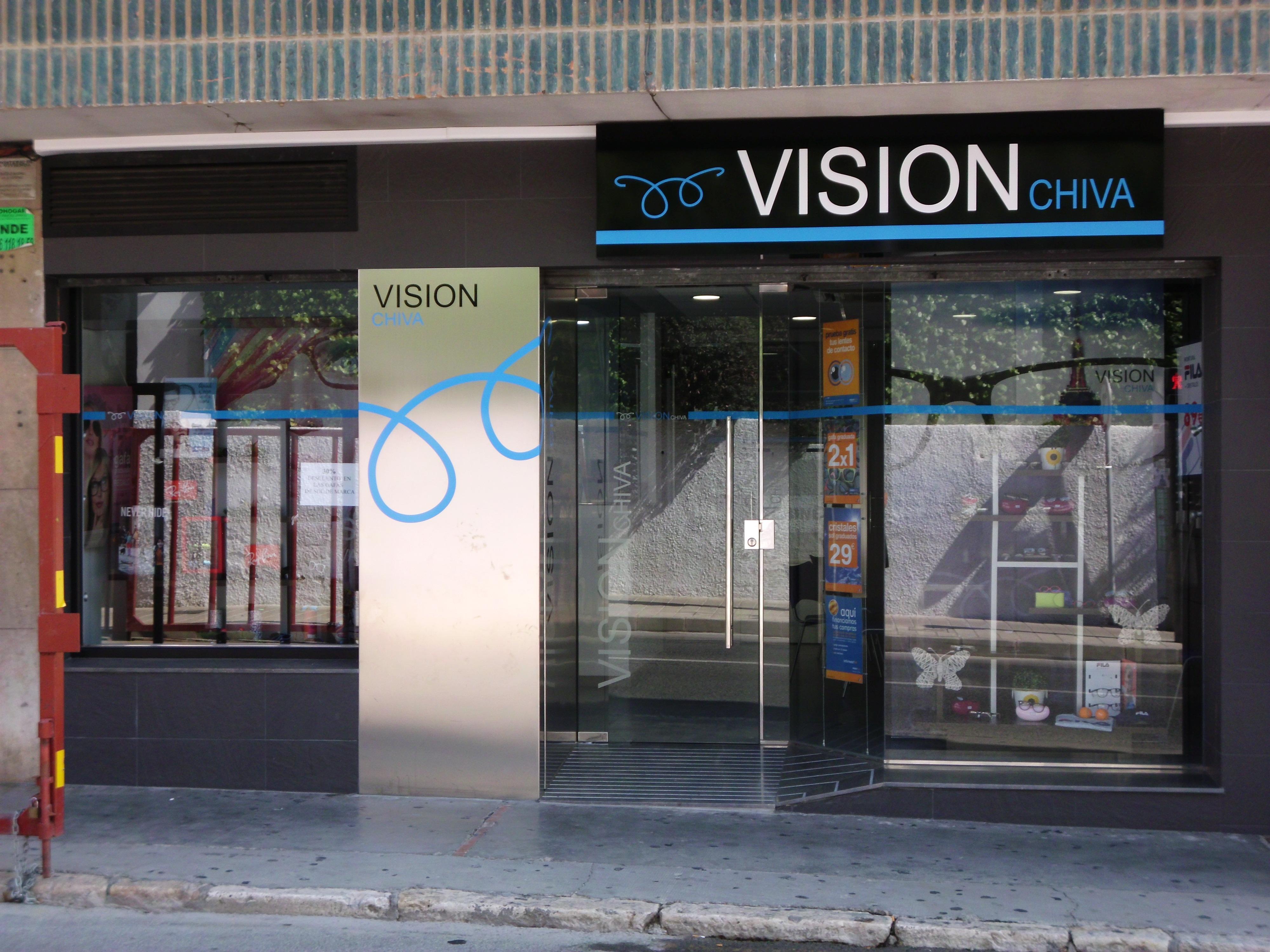 OPTICA + VISION CHIVA