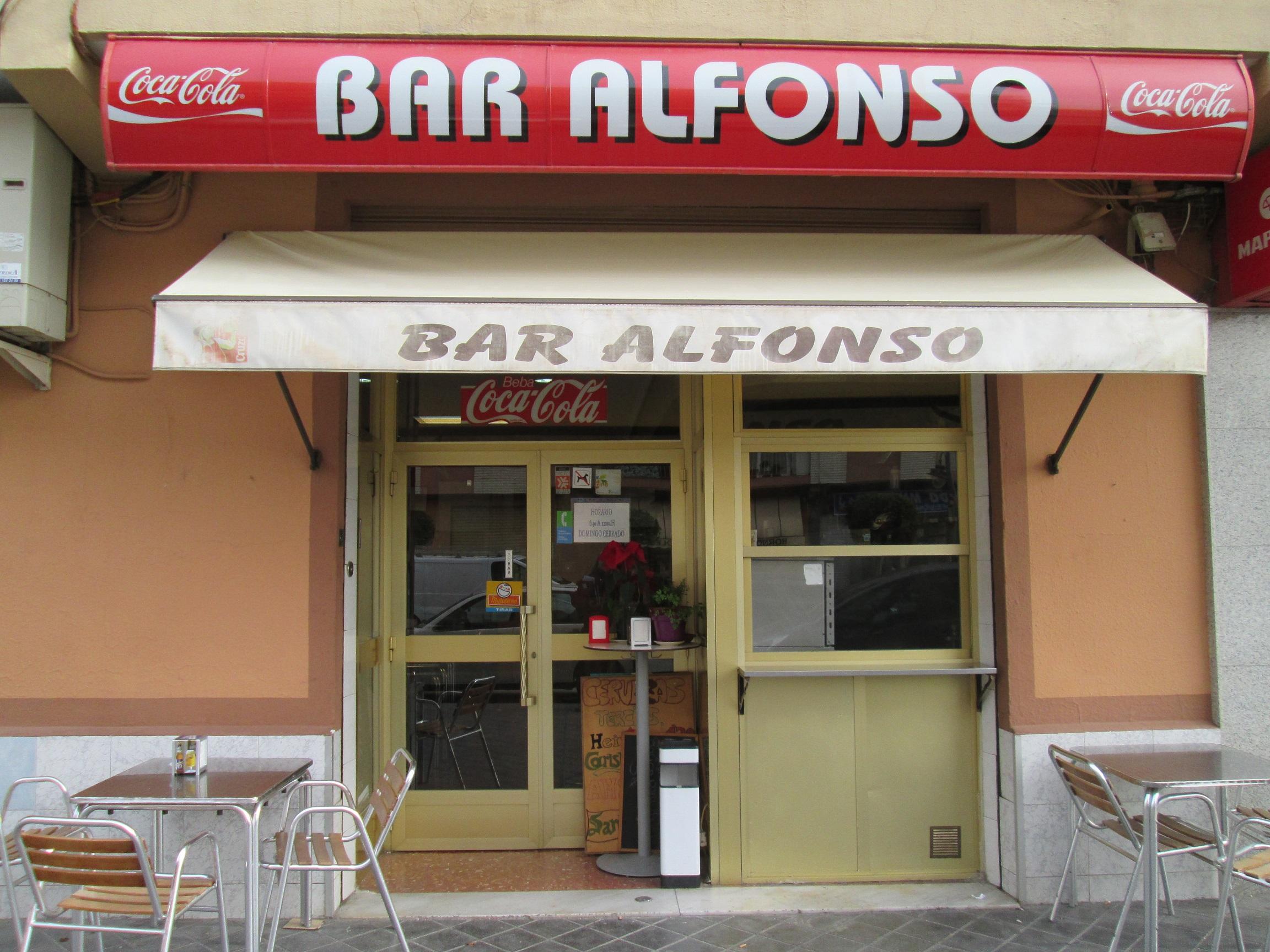 Bar Alfonso