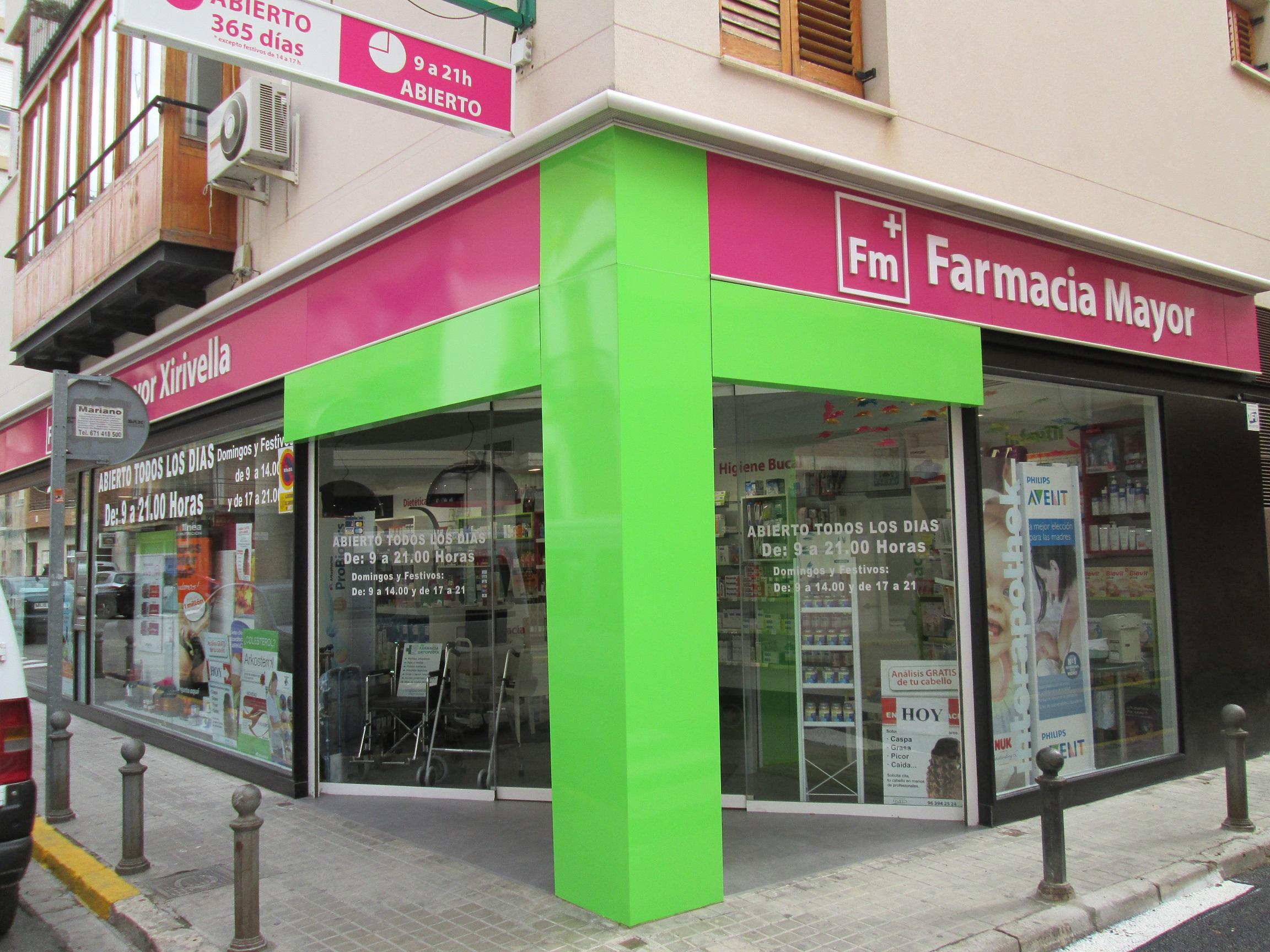 Farmacia Mayor