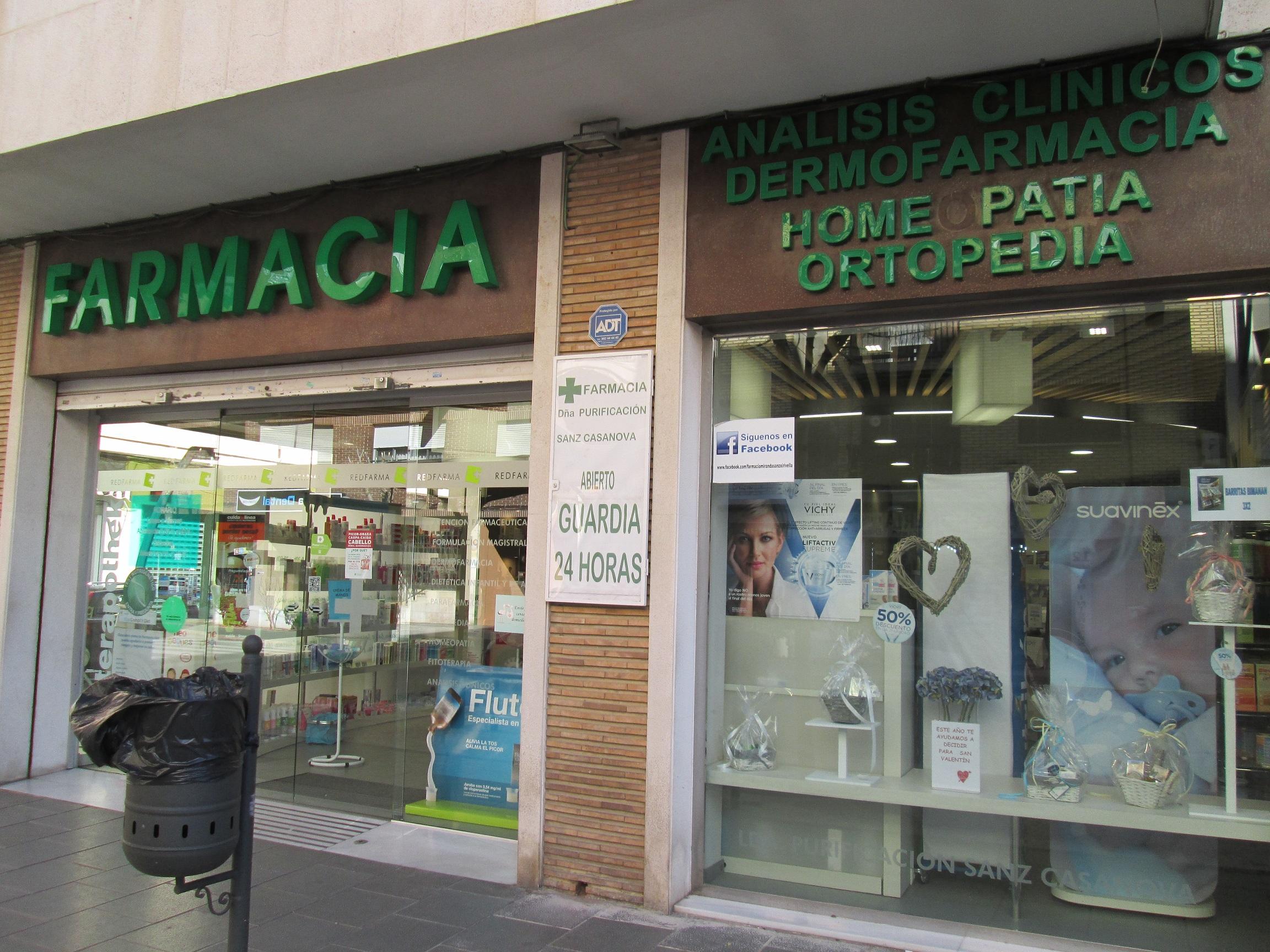 Farmacia Sanz Casanova