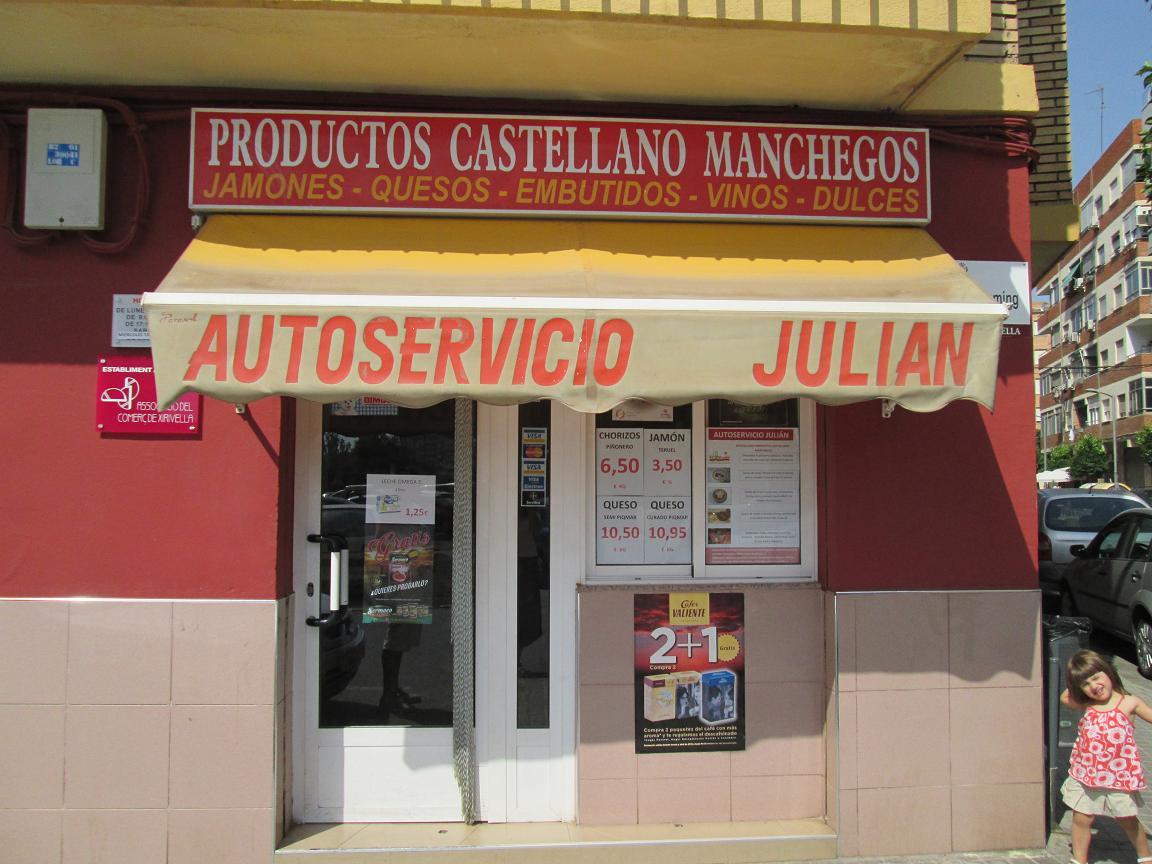 Autoservicio Julian