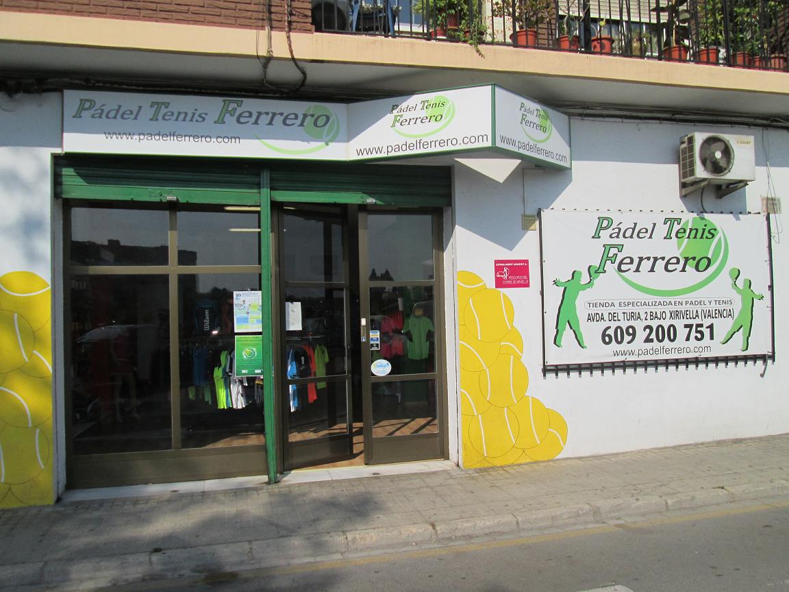 Padel Tenis Ferrero