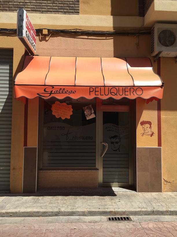 Gallego Peluquero