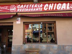 CAFETERIA CHIGAL