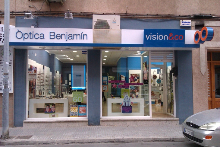 OPTICA BENJAMIN - VISION&CO.