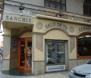 PASTELERIA SANCHIS