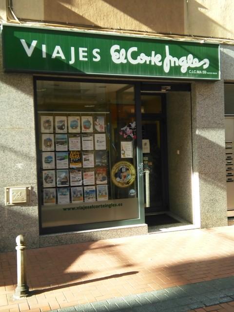 VIAJES EL CORTE INGLÉS S.A.