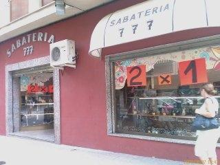 SABATERIA 777