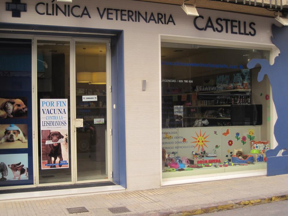 CLINICA VETERINARIA CASTELLS