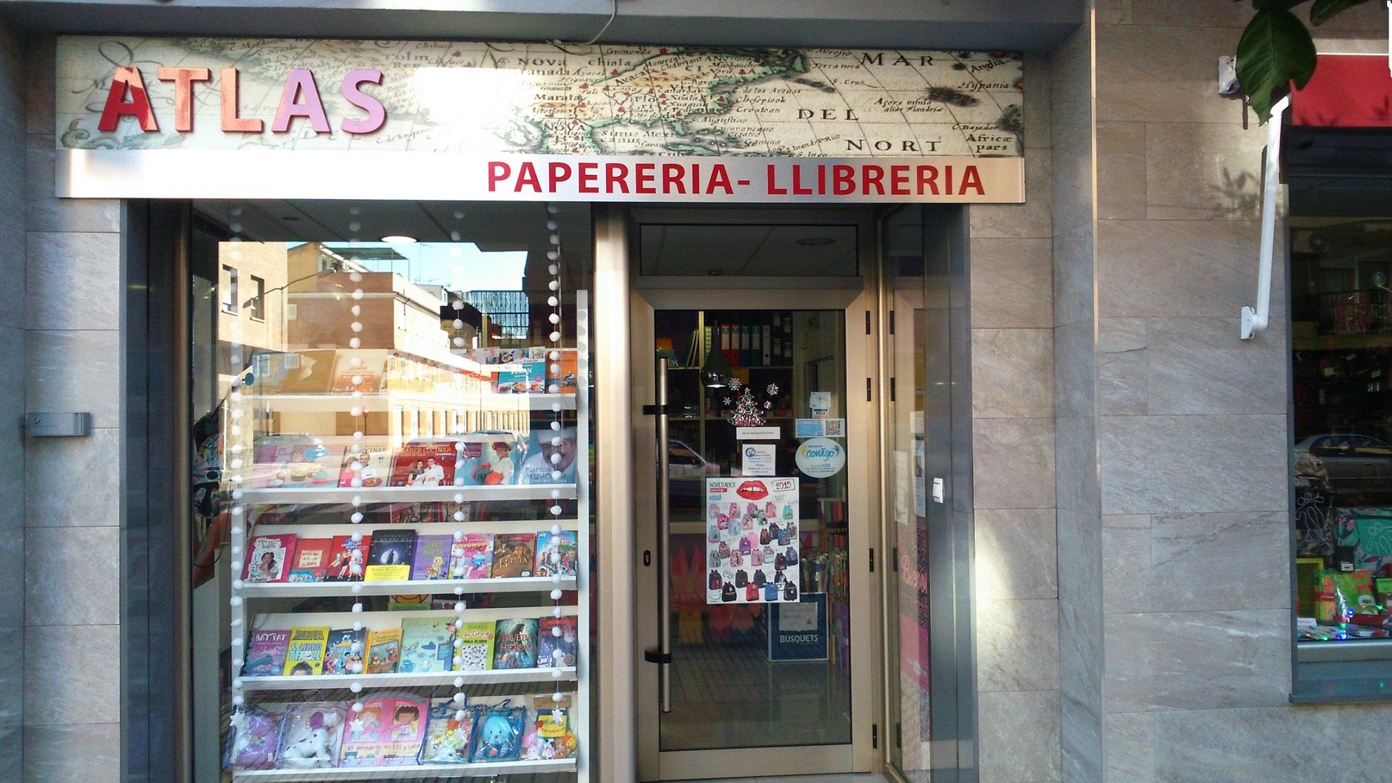 ATLAS PAPERERIA-LLIBRERIA