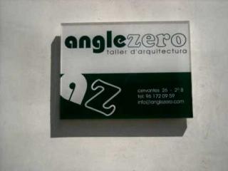 AngleZero. Estudio Arquitectura.