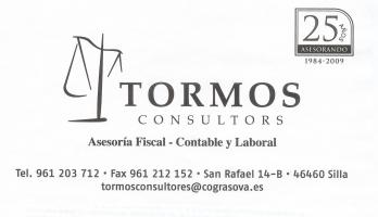 TORMOS CONSULTORS