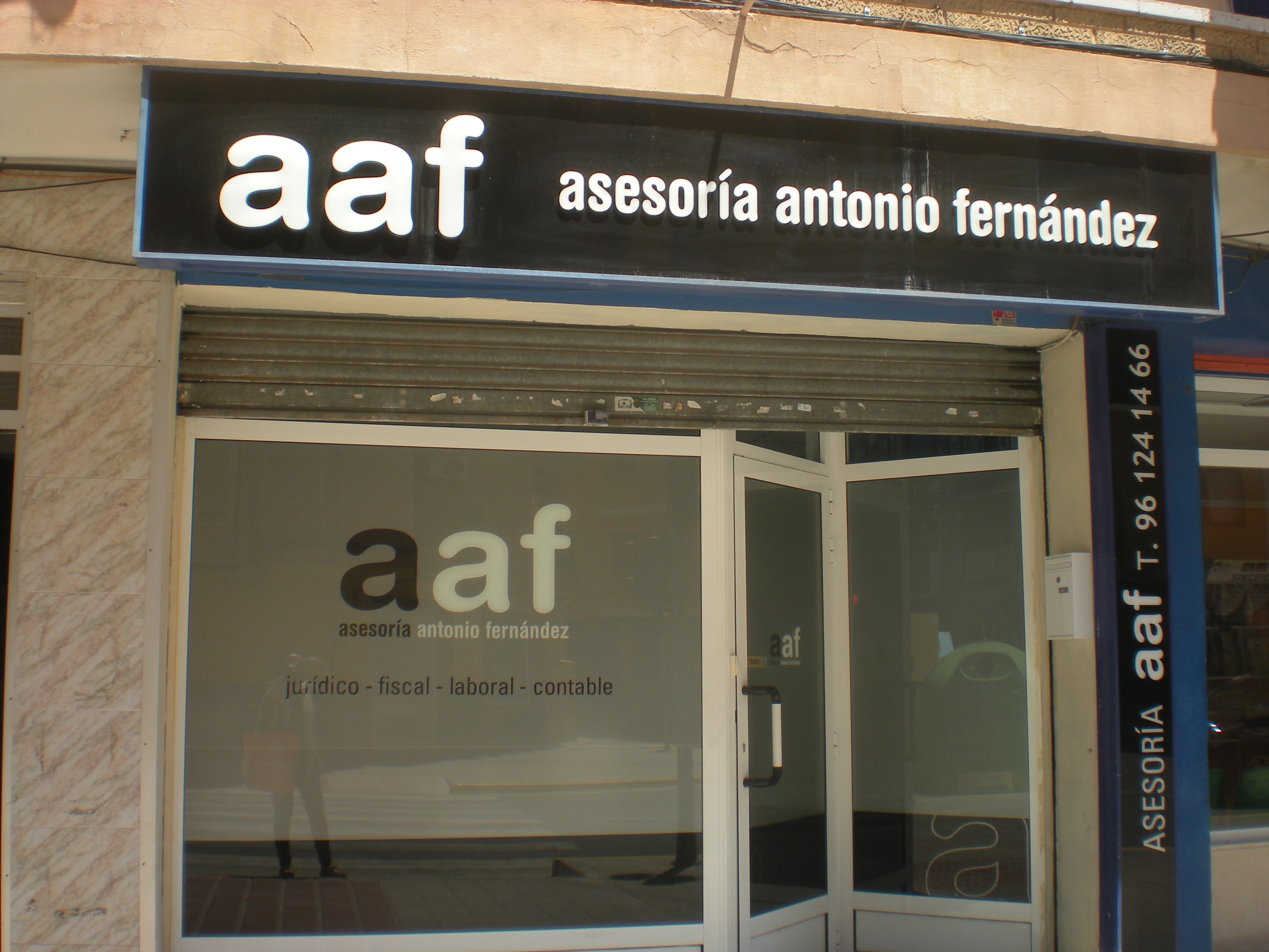 ASESORIA ANTONIO FERNANDEZ