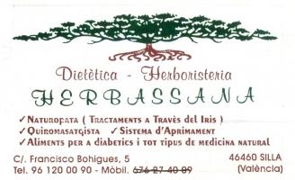 DIETETICA - HERBORISTERIA HERBASSANA