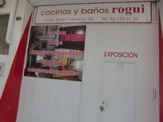 COCINAS Y BAÑOS ROGUI