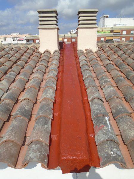 Reparació i manteniment de teulats i cobertes