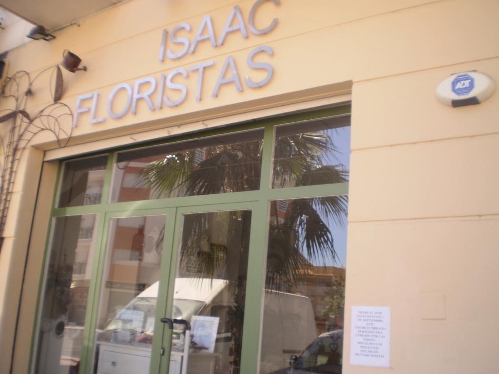 ISAAC FLORISTAS