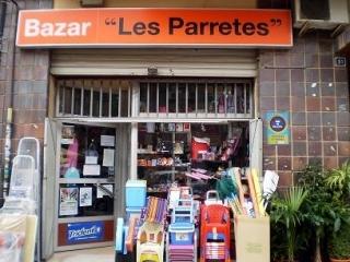 BAZAR LES PARRETES