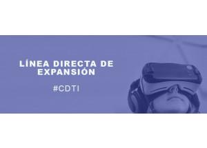 Línea Directa de Expansión CDTI (LIC- A)