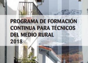 PLA DE FORMACIÓ 2018 (MAPAMA)