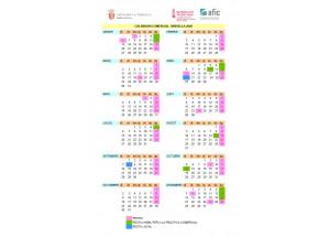 Calendari comercial_Xirivella_2020