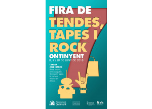 ONTINYENT. 7 FIRA DE TENDES, TAPES I ROCK