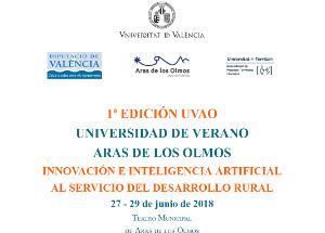 Innovació i Desenvolupament Rural, a debat a la Universitat d'Estiu d'Aras de los Olmos