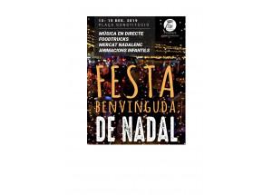FIESTA BIENVENIDA A LA NAVIDAD 2019