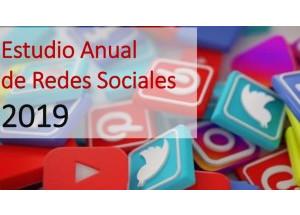 Presentació de l'Estudi Anual de Xarxes Socials de 2019 de IAB Spain