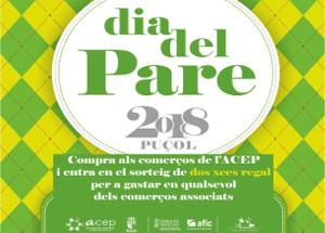 PROMOCIÓ DIA DEL PARE 2018