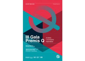 LA III GALA DE LOS PREMIOS Q SE CELEBRARÁ EL 30 DE OCTUBRE