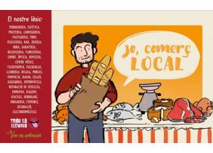 "Campaña ""Jo, comerç local"""