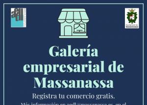 Massanassa actualiza su galería empresarial