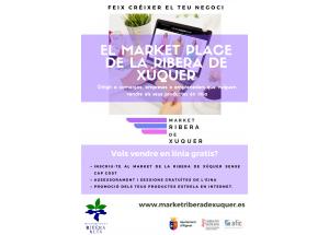 MARKET PLACE DE LA RIBERA DE XÚQUER