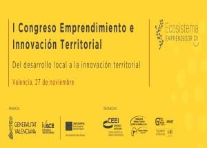 I Congrés Emprenedoria i Innovació Territorial de la Comunitat Valenciana