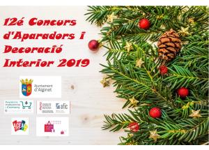 CONCURS D'APARADORS I DECORACIÓ INTERIOR 2019
