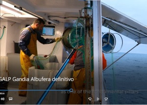 El Grupo de Acción Local Pesquero Gandia-Albufera da a conocer su territorio en un vídeo subvencionado por la Diputación