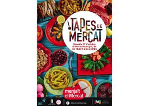 NOCHE DE TAPAS EN EL MERCADO MUNICIPAL