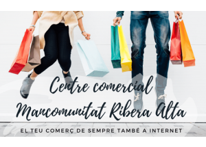 Nou mercat virtual per als comerços de la Ribera Alta