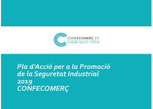 La confederació de comerç Confecomerç analitza la seguretat de les instal·lacions de les botigues