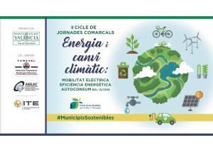 Jornada comarcal d'energia, canvi climàtic i mobilitat elèctrica